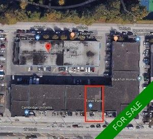 North Vancouver Land Commercial for sale:    (Listed 2018-12-11)