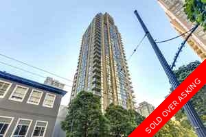 Yaletown Condo for sale:  2 bedroom 765 sq.ft. (Listed 2017-11-20)