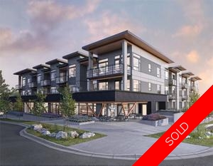 North Vancouver Apartment for sale: CRESTON  1 bedroom  (Listed 2017-12-06)