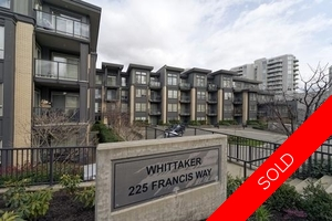 Fraserview NW Condo for sale:  2 bedroom 927 sq.ft. (Listed 2018-04-12)